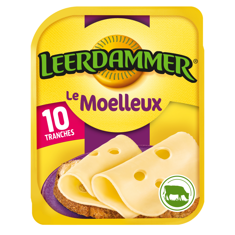 Leerdammer Le Moelleux  (x 10, 250 g)