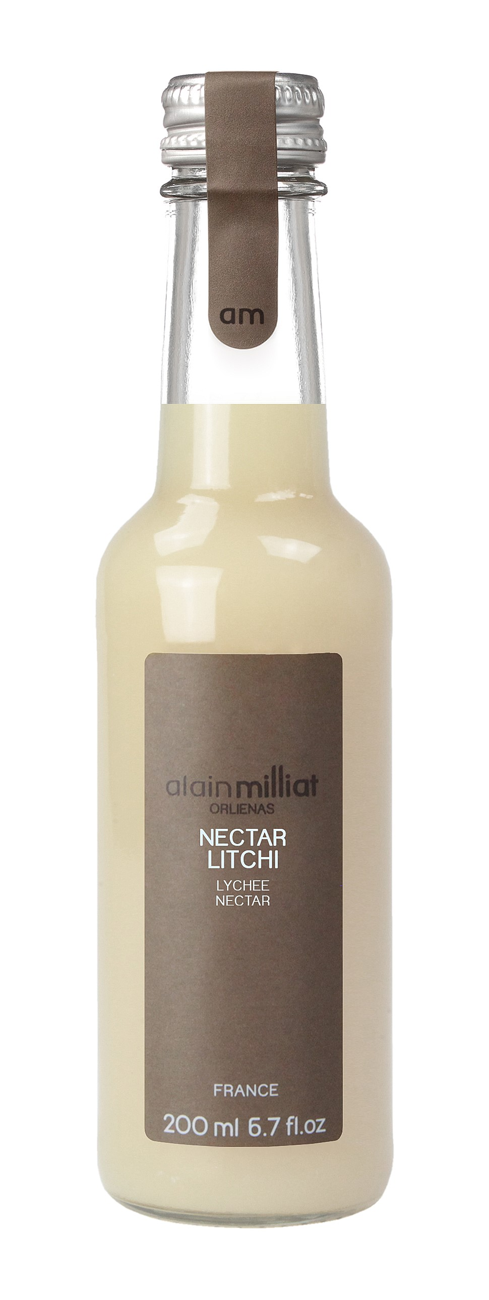 Nectar Litchi, Alain Milliat (20 cl)