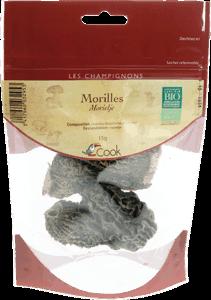 Morilles BIO, Cook (15 g)