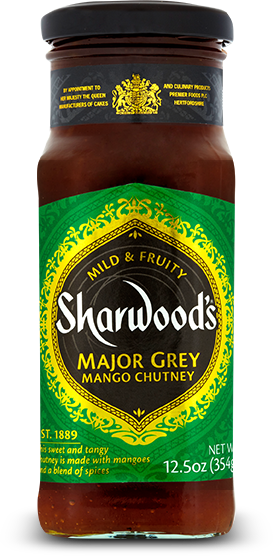 Sauce au chutney de mangue, Sharwood's (354 g)