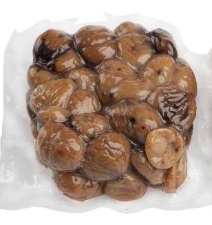 Marrons entiers cuis sous vide BIO (200 g)