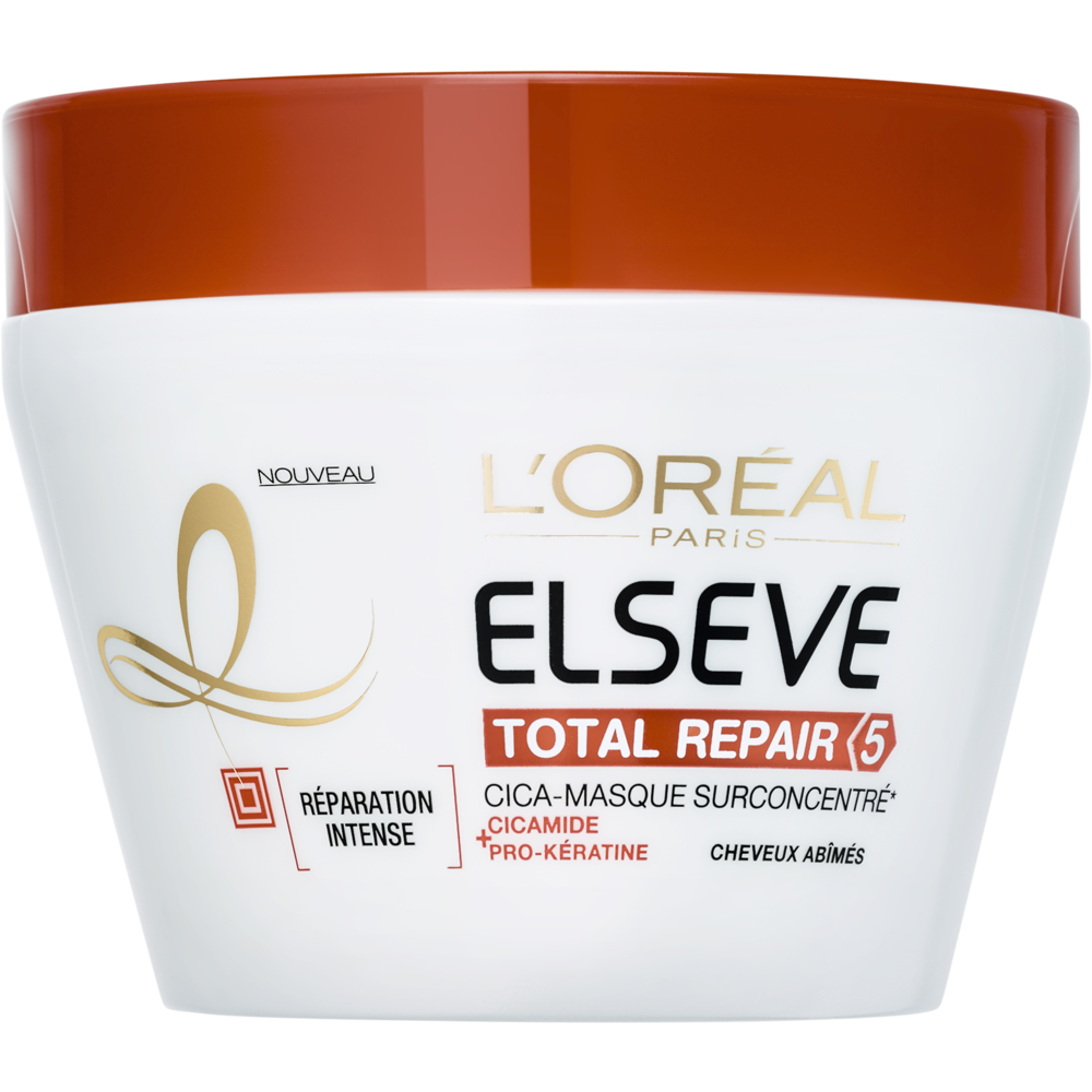 Masque Total Repair 5, Elsève (300 ml)