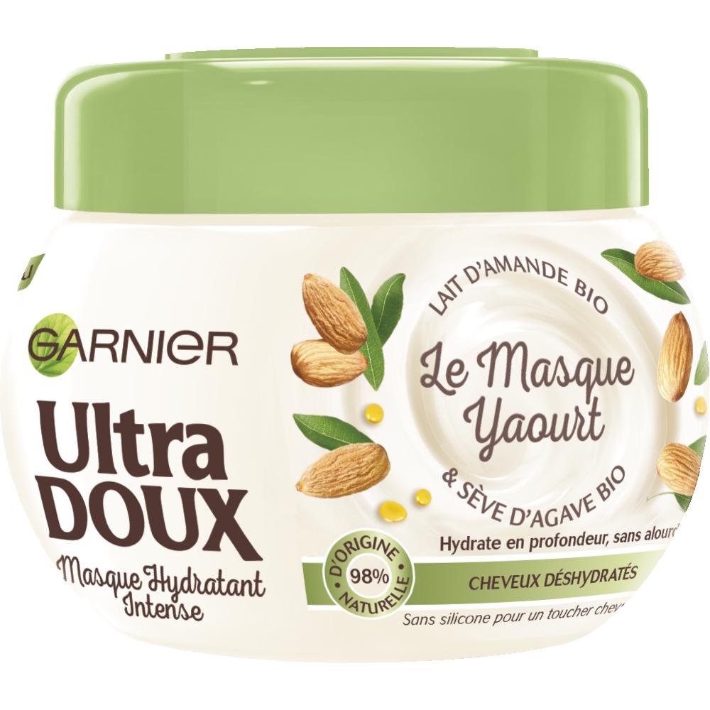 Masque au lait d'amande nourricière, Ultra doux (300 ml)