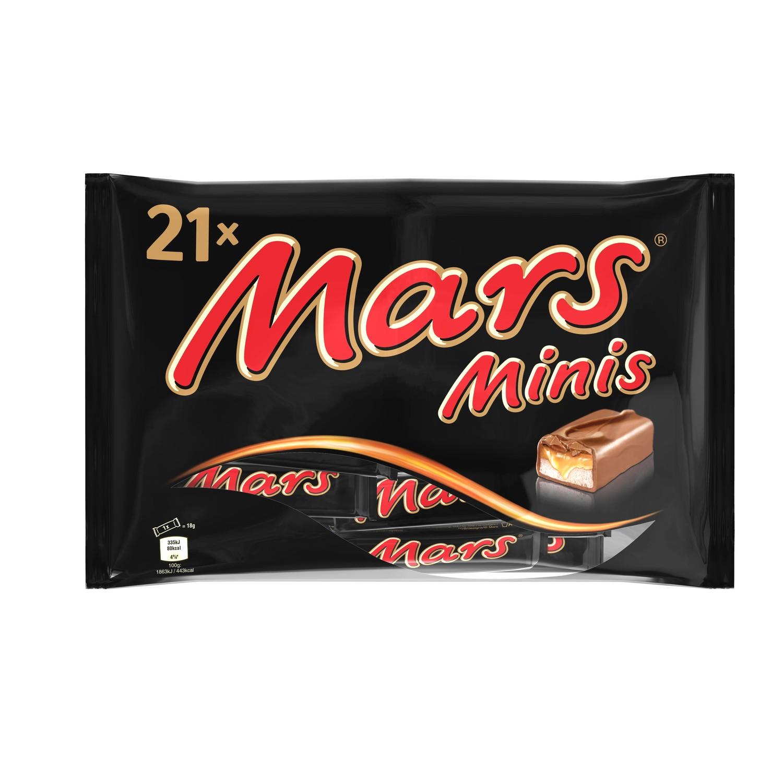 Mini Mars (x 21, 403 g)