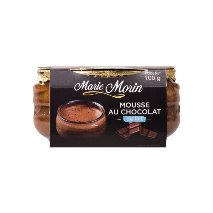 Mousse au chocolat au lait, Marie Morin (1 x 100 g)