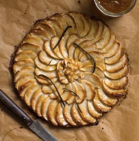Kit Tarte fine aux pommes (6 - 8 personnes)