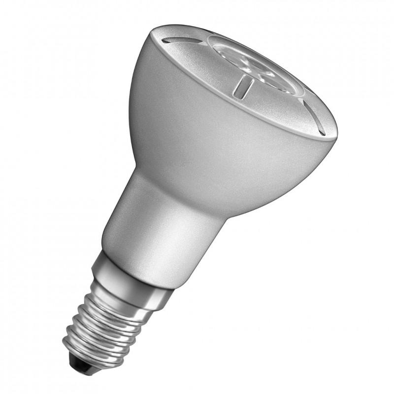 Ampoule Led Spot Blanc Chaud R50 3,9W, culot E14, Osram (x 1)