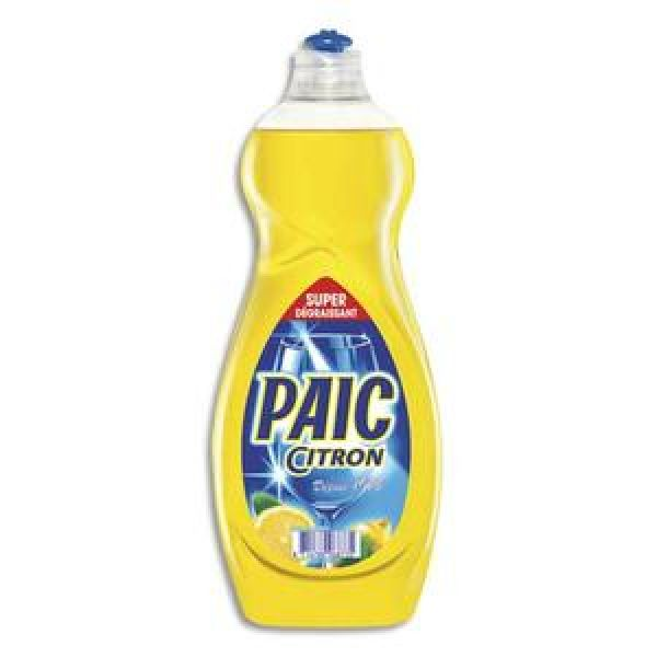 Liquide vaisselle PAIC Citron (750 ml)