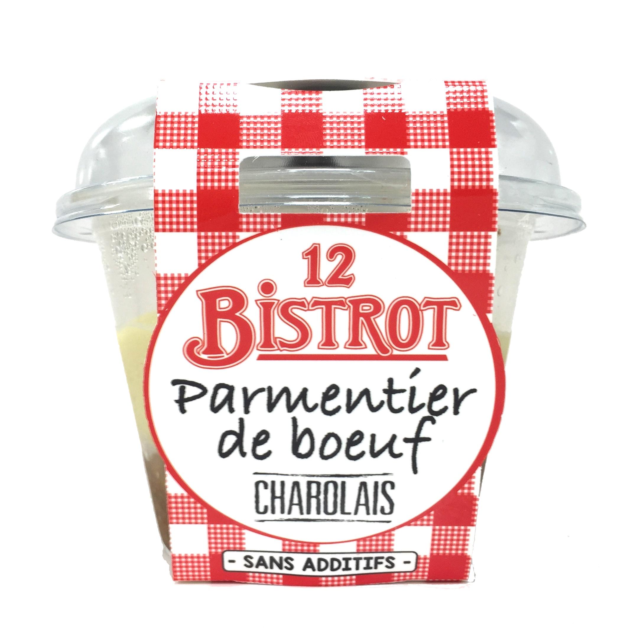 Parmentier de boeuf charolais, Bistrot12 (300 g)
