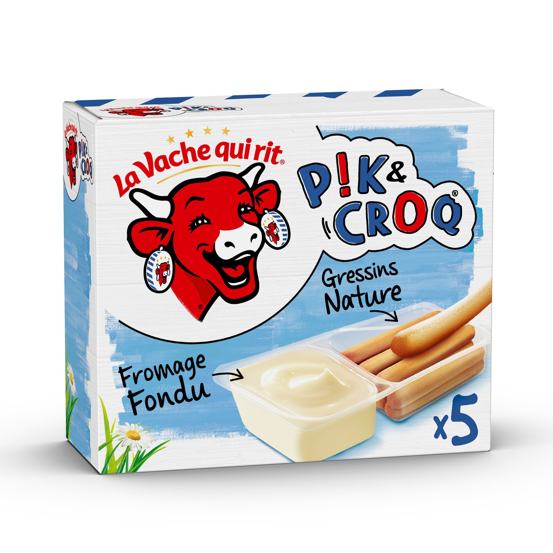 Pik & Croq, La Vache Qui Rit (5 x 35 g)