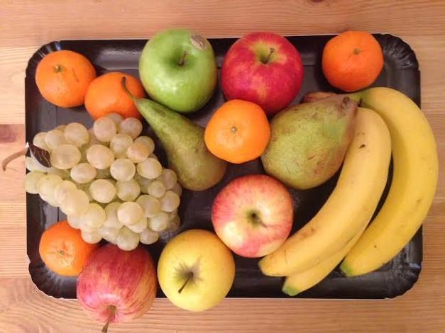 Plateau de fruits frais (3 kg)