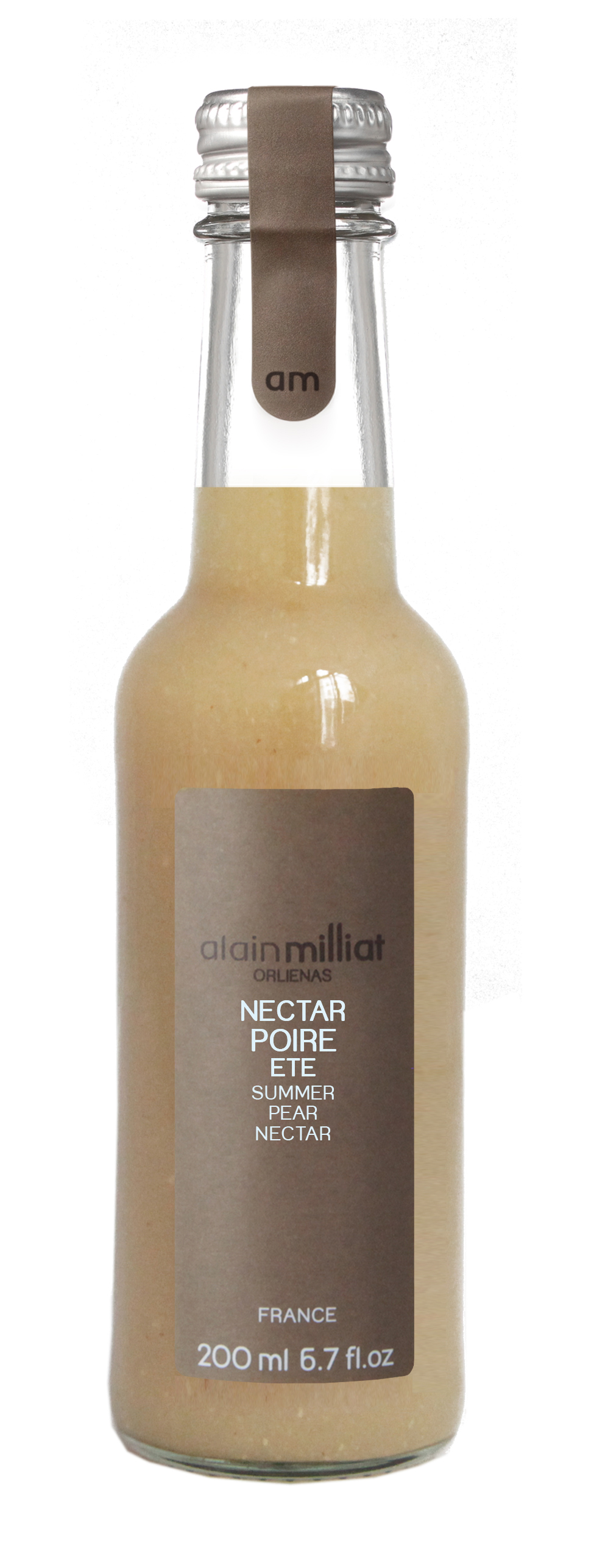 Nectar Poire Eté, Alain Milliat (20 cl)