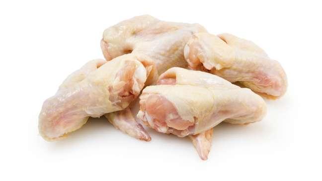 Ailerons de poulet - chicken wings (environ 800 g - 1 kg)
