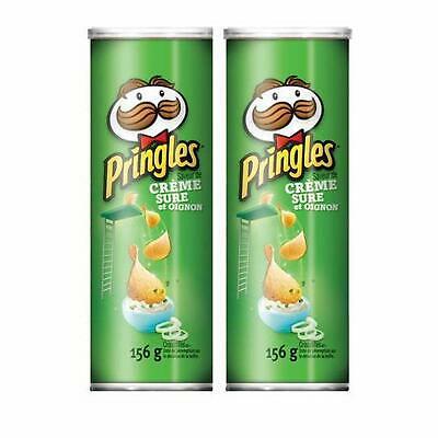 Pringles Crème Oignons LOT DE 2 (2 x 175 g)