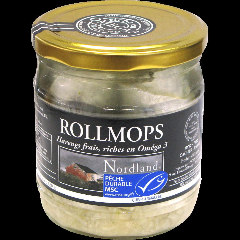 Rollmops, Nordlands (220 g)