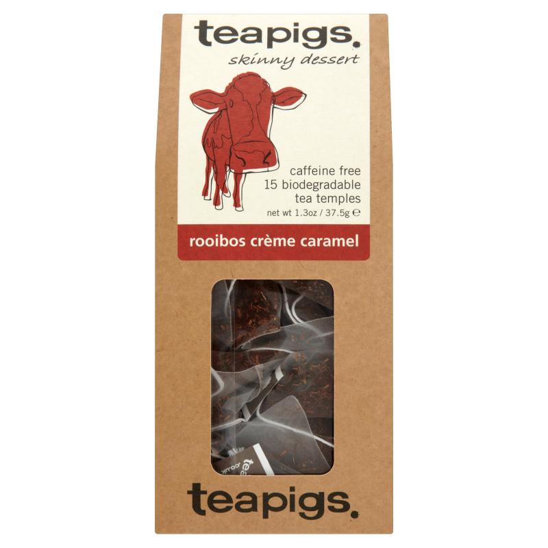 Rooibos crème caramel, Teapigs (x 15 sachets)