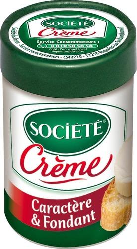 Société crème roquefort (5 x 20 g)