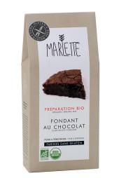"""Préparation """"Fondant au chocolat"""" Bio & Sans Gluten, Marlette"""