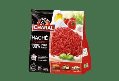 Haché Prêt à Cuisiner, Charal surgelé (400 g)