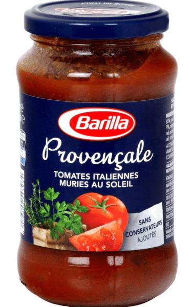 Sauce provençale, Barilla (400 g)