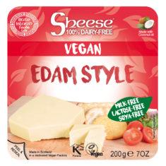 Edam vegan, Sheese (200 g)