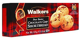 Shortbread Chocolate chips, Walkers (125 g)
