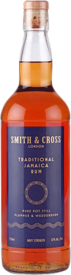 Rhum Smith & Cross Navy Strength (70 cl)