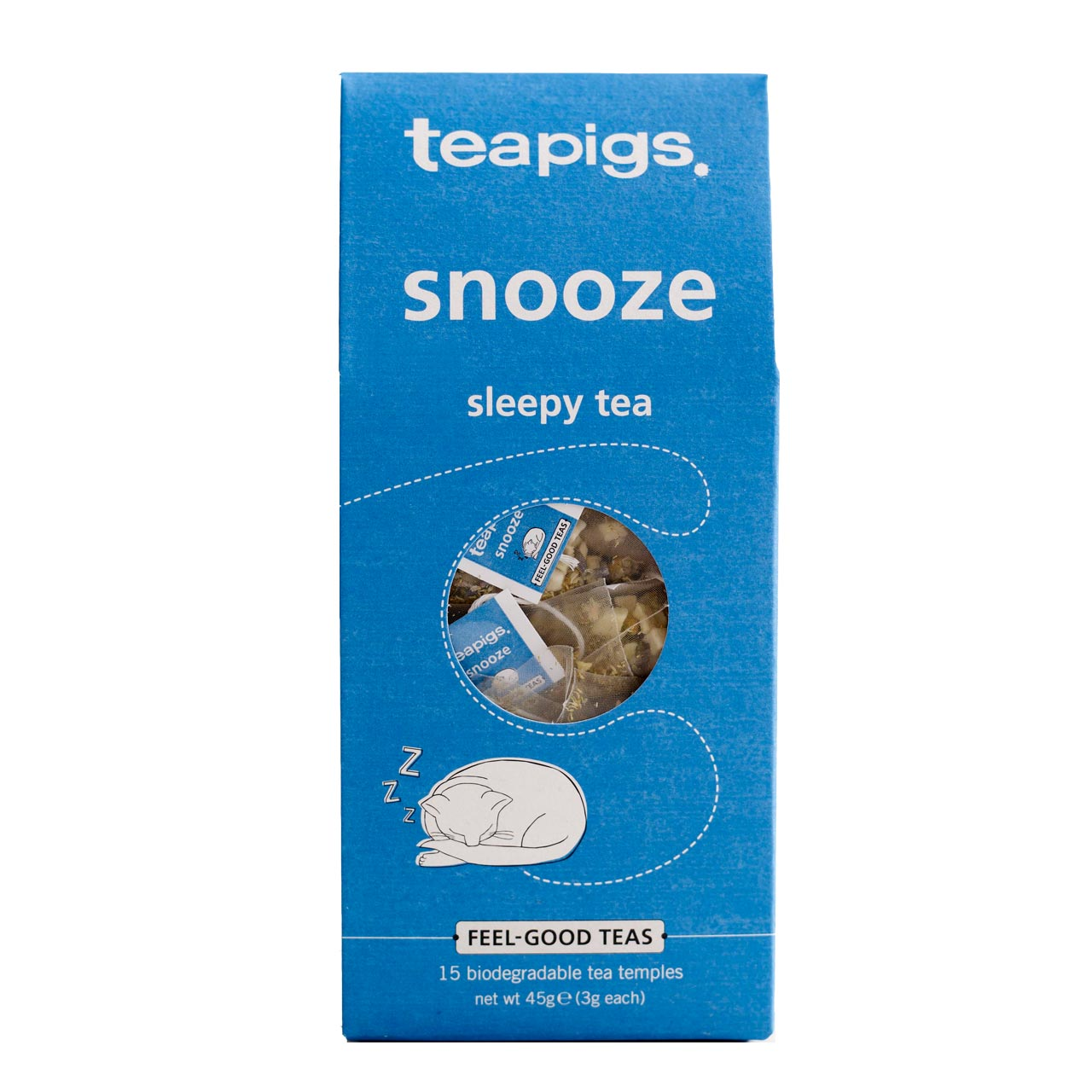 Infusion Snooze, Teapigs (x 15 sachets)