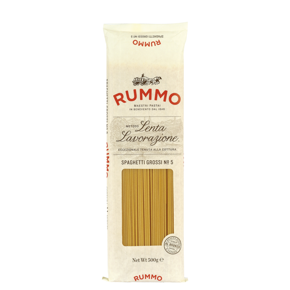 Spaghetti Grossi n°5, Rummo (500 g)