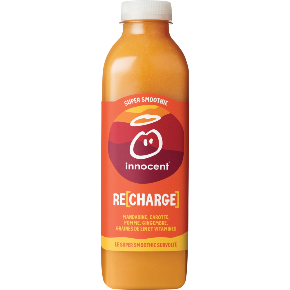 Super Smoothie Recharge, Innocent (750 ml)