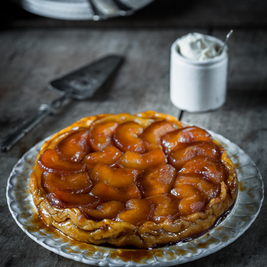 Kit tarte tatin