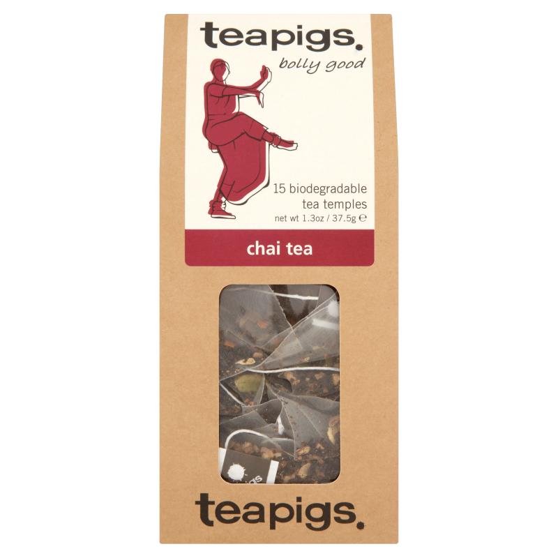 Thé Chai, Teapigs (x 15 sachets)