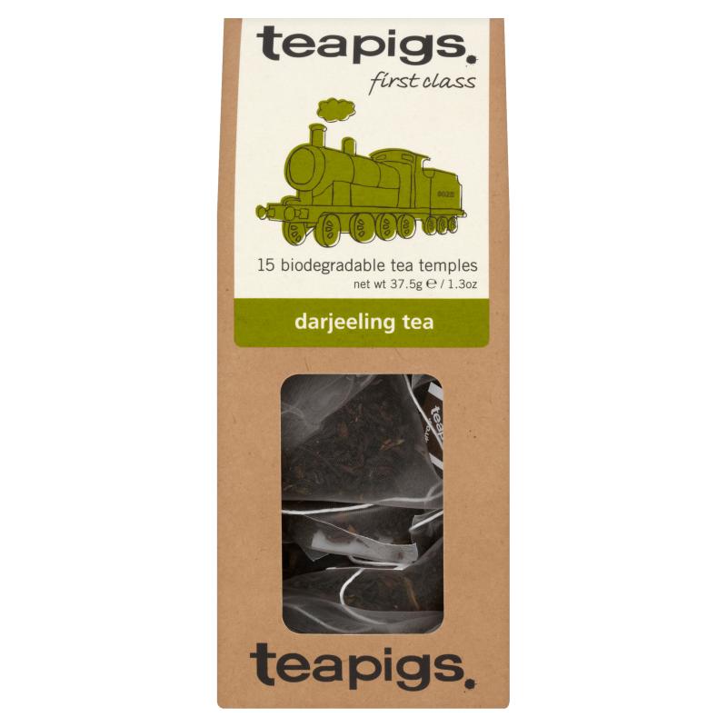 Thé Darjeeling, Teapigs (x 15 sachets)