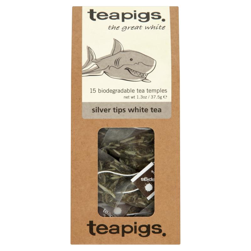 Thé blanc, Teapigs (x 15 sachets)