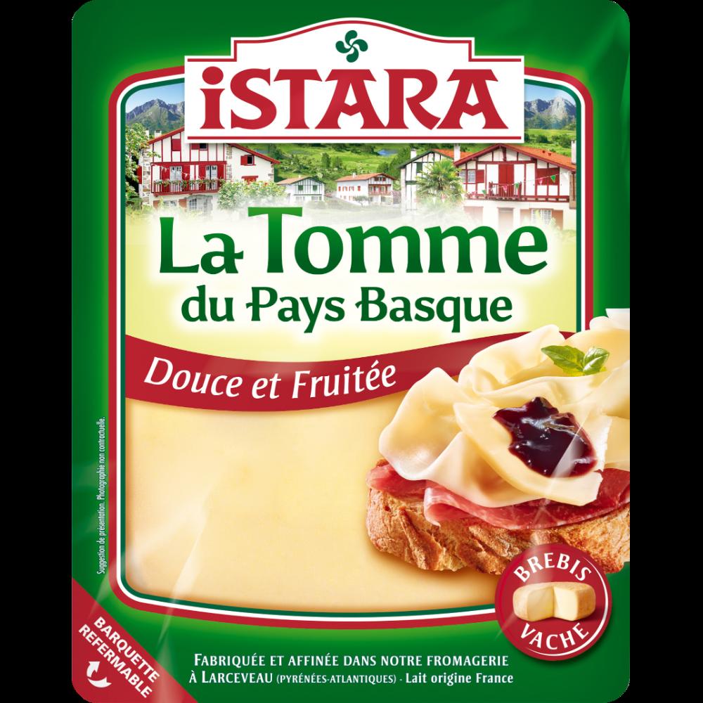 Tomme du Pays Basque vache-brebis, Istara (180 g)