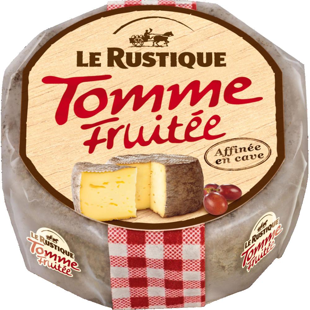 Tomme fruitée au lait pasteurisé, Le Rustique (280 g)