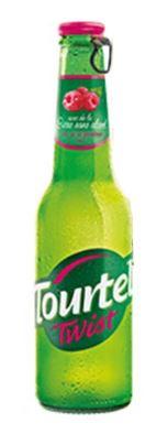Tourtel Twist Framboise, 0° (27.5 cl)