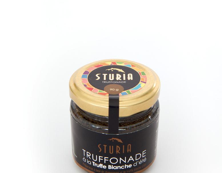 Truffonade à la truffe blanche d'été, Sturia (80 g)