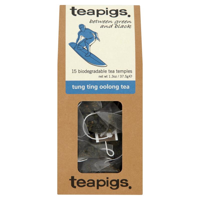 Thé Oolong Tung Ting, Teapigs (x 15 sachets)