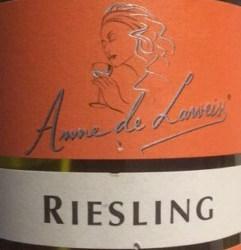 Riesling Anne de Laweiss 2016