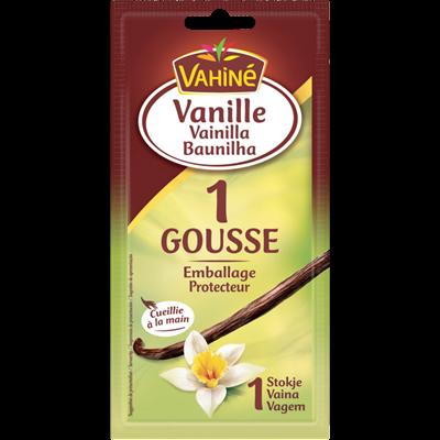 Gousse de vanille, Vahiné