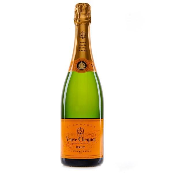 Champagne Veuve Clicquot Brut (75 cl)