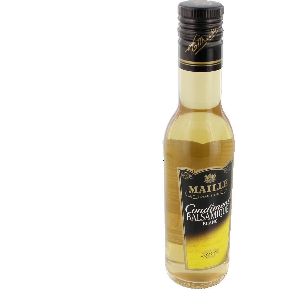 Vinaigre balsamique blanc, Maille (250 ml)