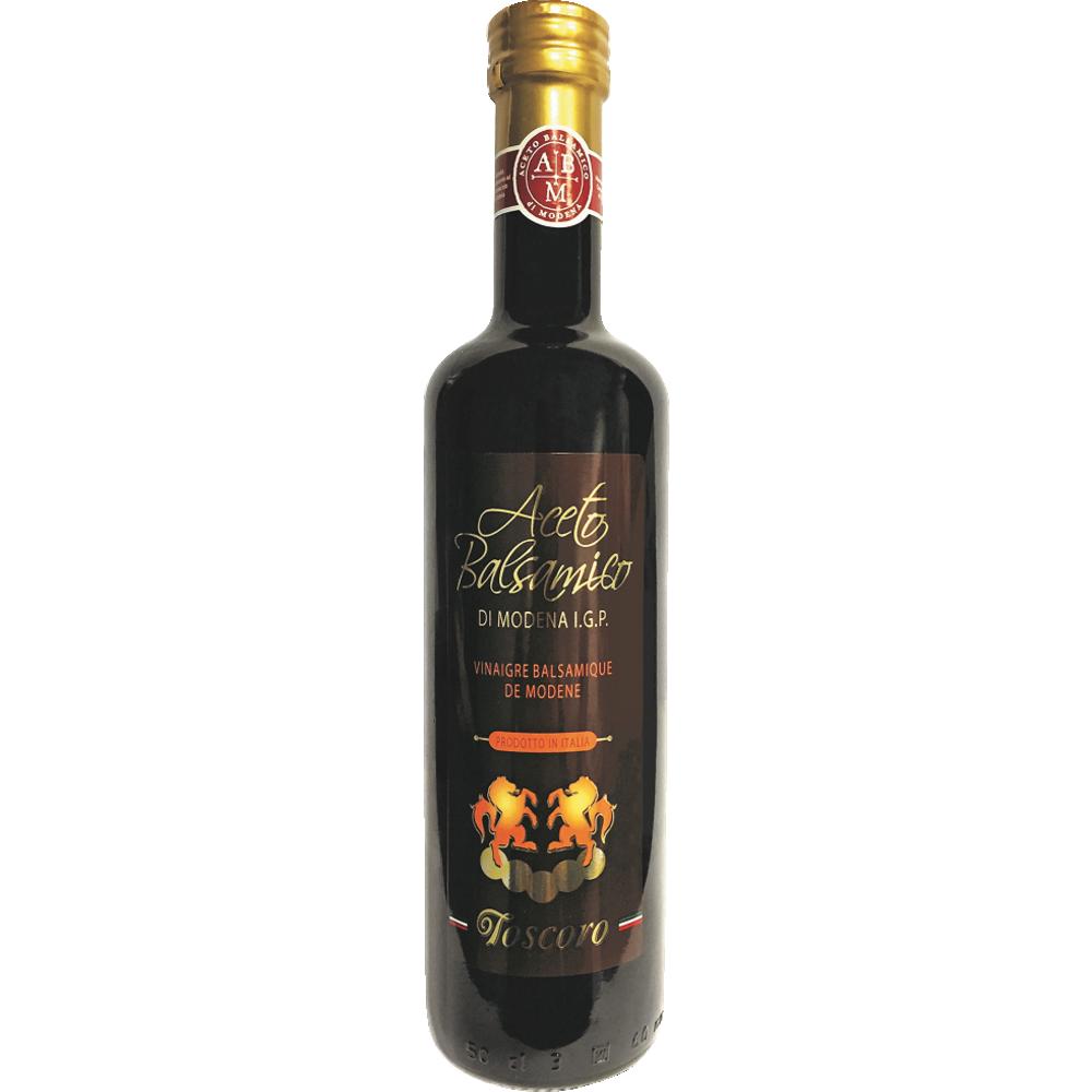 Vinaigre balsamique de Modène IGP, Toscoro (50 cl)