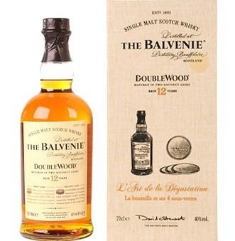 Whisky Balvenie 12 ans d'âge (70 cl)