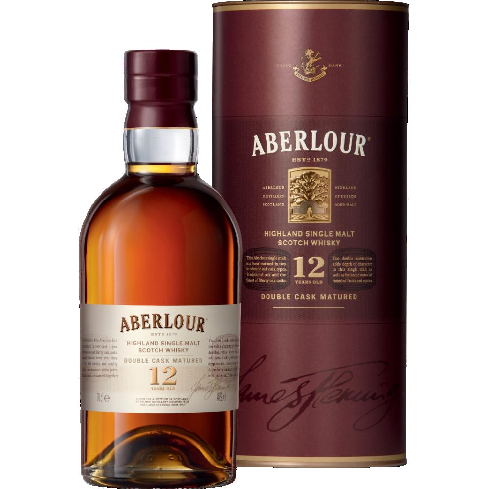 Whisky Aberlour 12 ans d'âge (70 cl)