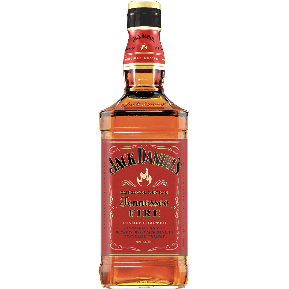 Whisky Fire, Jack Daniel's (70 cl)
