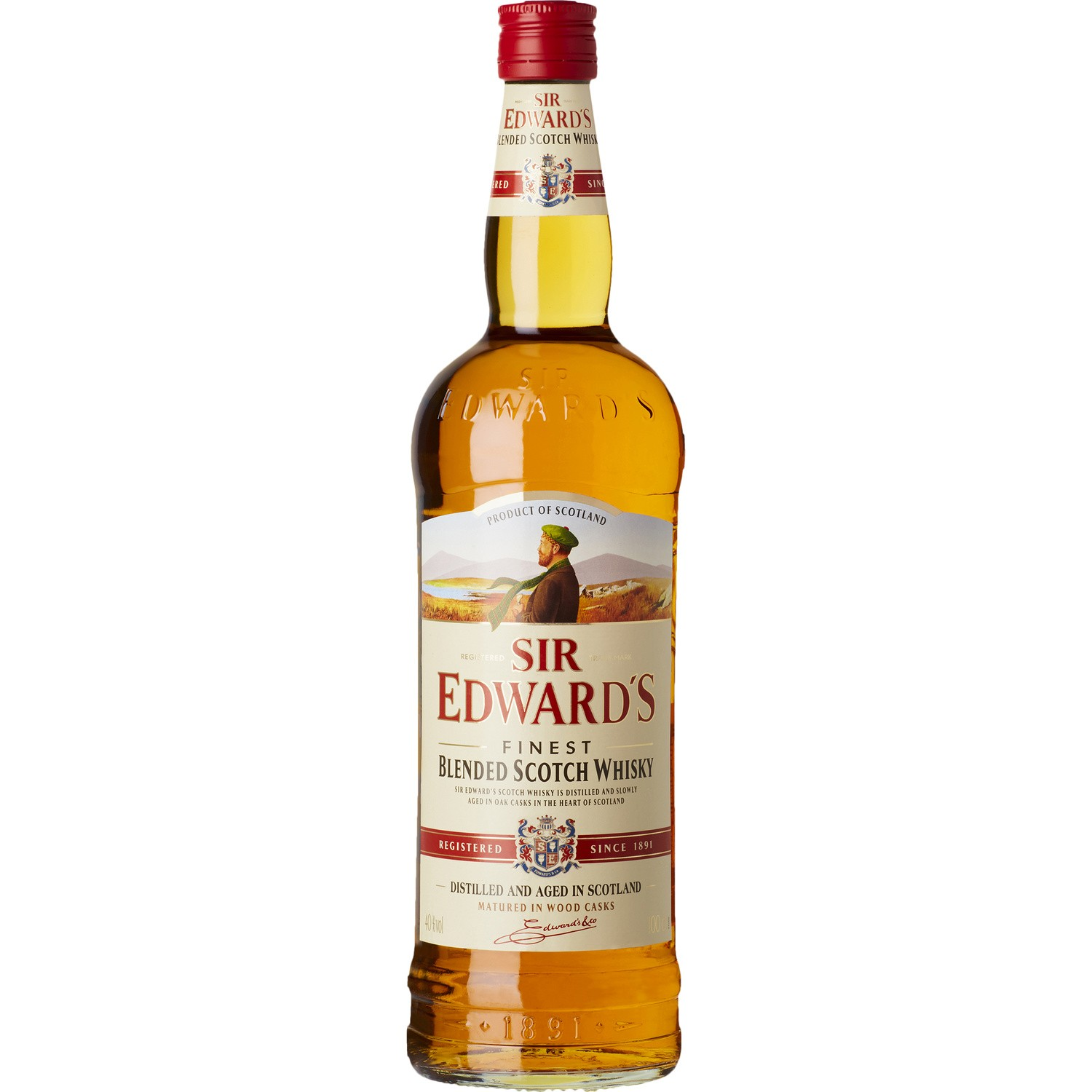 Whisky Finest, Sir Edward's (1 L)