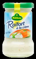 Raifort à la crème, Kuhne (15 cl)
