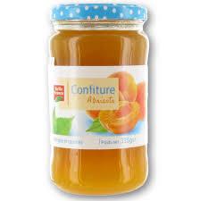 Confiture abricot allegée en sucre, Belle France (335 g)